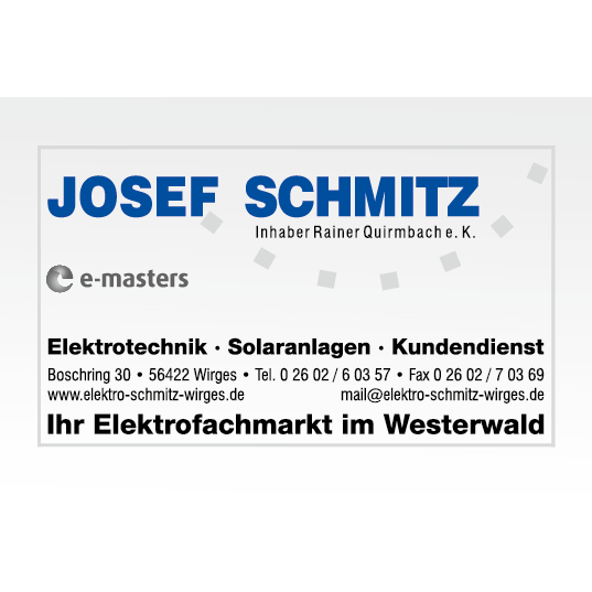 Josef Schmitz Inh. Rainer Quirmbach e. K.