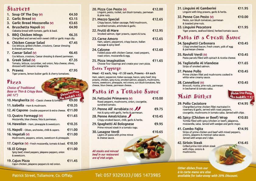 Mezzo Italian Restaurant 3