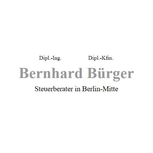 Bild zu Dipl.-Kfm. Bernhard Bürger - Steuerberater in Berlin-Mitte in Berlin
