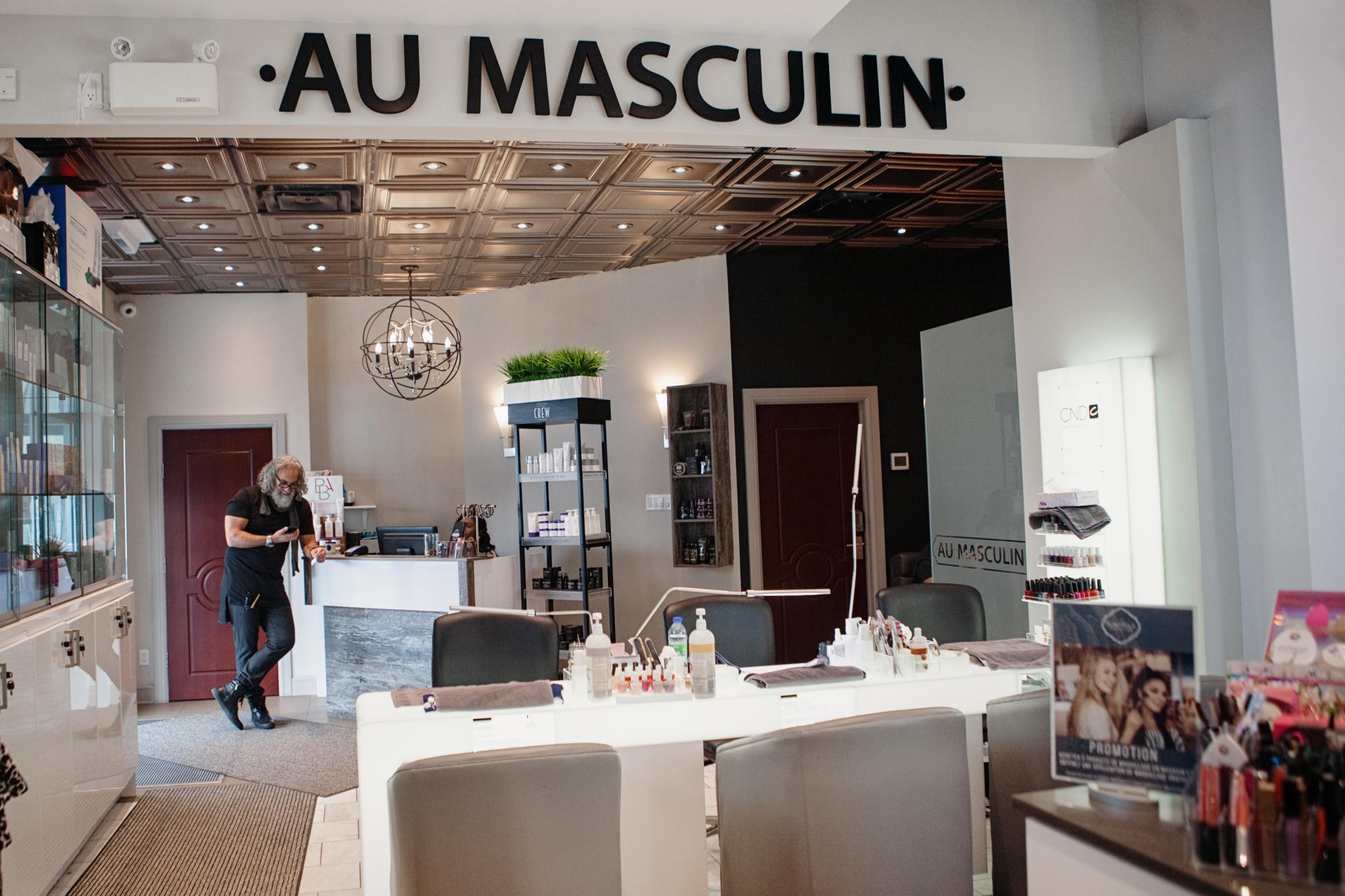 Deauville au Masculin à Montréal