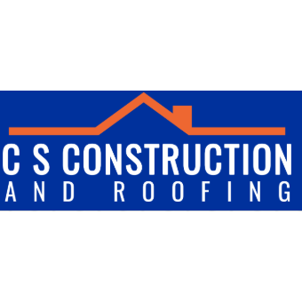 C S Construction and Roofing Logo