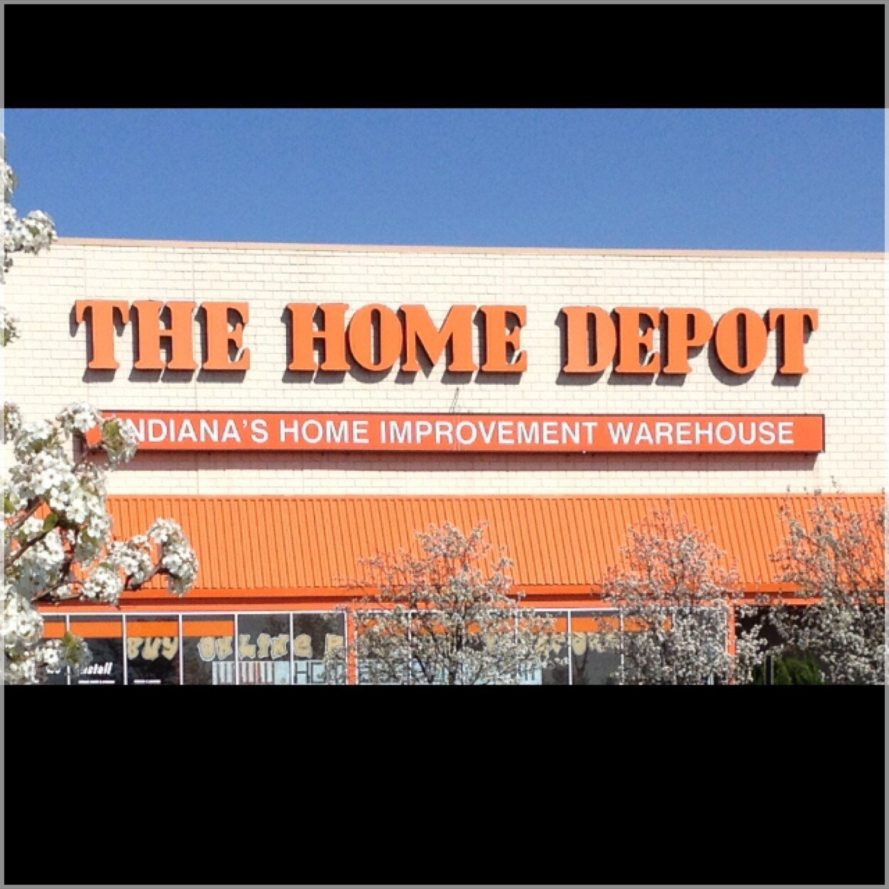 Home Depot West Evansville Indiana