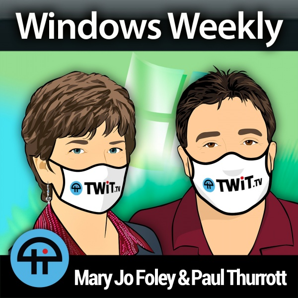 A weekly look at all things Microsoft, including Windows, Office, Xbox, and more, from two of the foremost Windows watchers in the world, Paul Thurrott of Thurrott.com and Mary Jo Foley of All About M