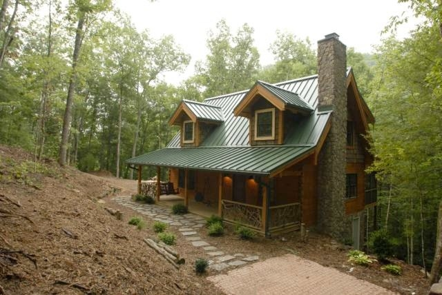 Custom Timber Log Homes image 18