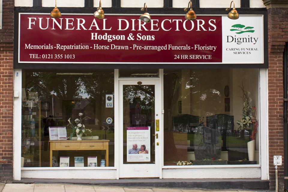 Hodgson & Sons Funeral Directors