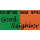 Good Neighbor Fence & Post