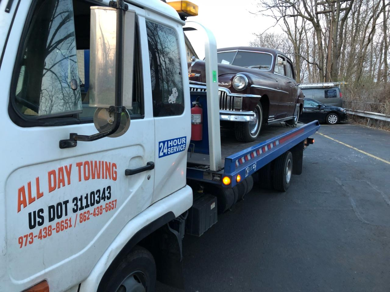 All Day Towing
