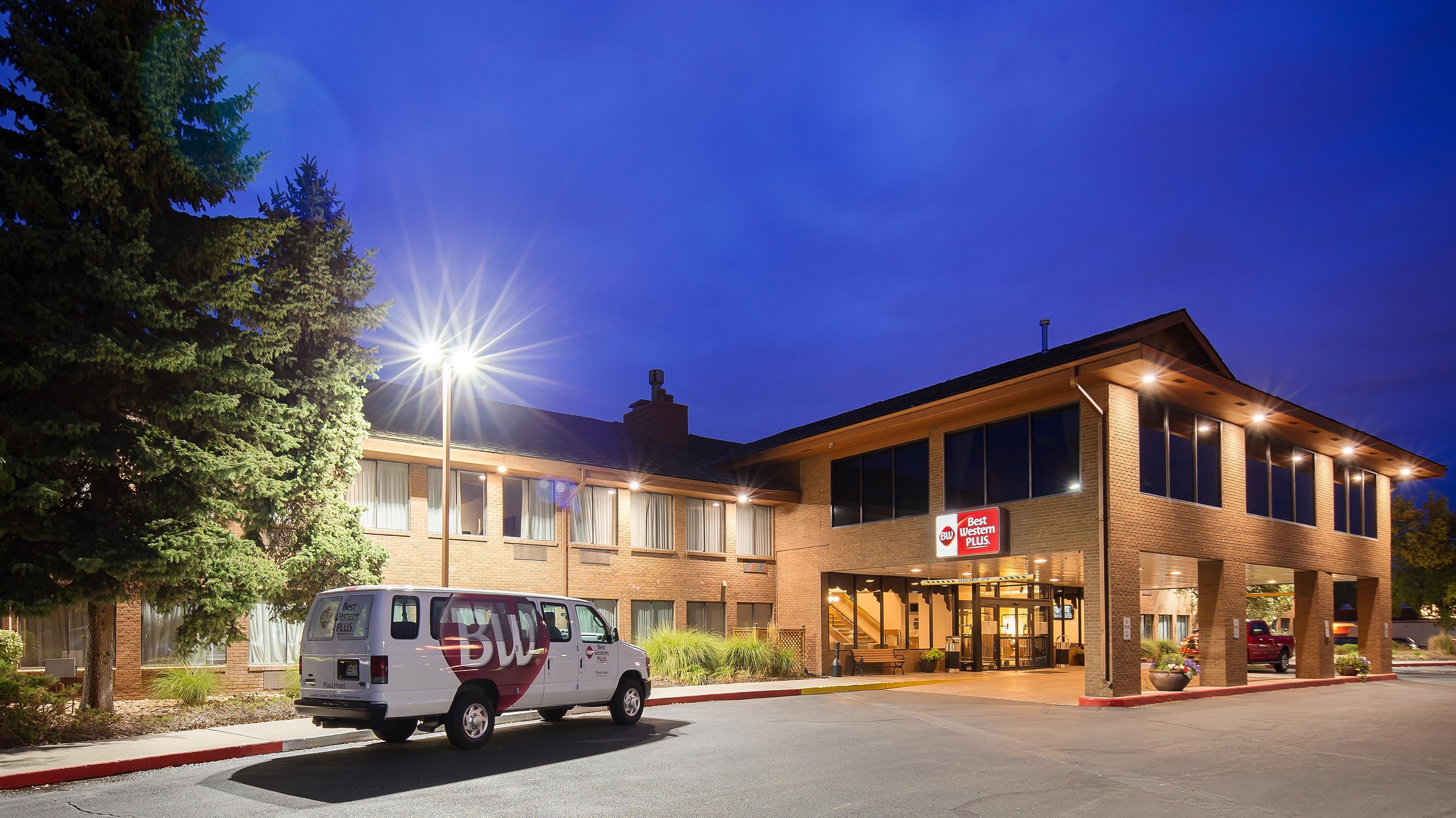 Best Western Plus Plaza Hotel Longmont Co