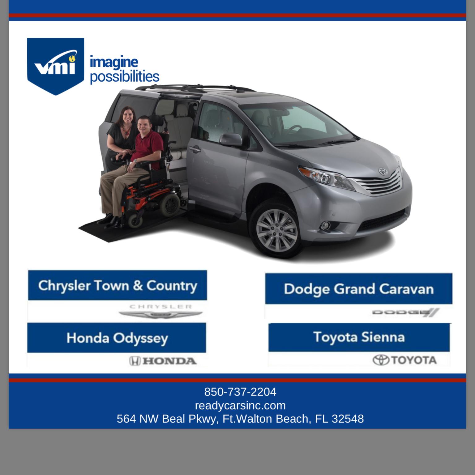 Mobility Solutions Ready Cars Fort Walton Beach Florida Fl Localdatabase Com