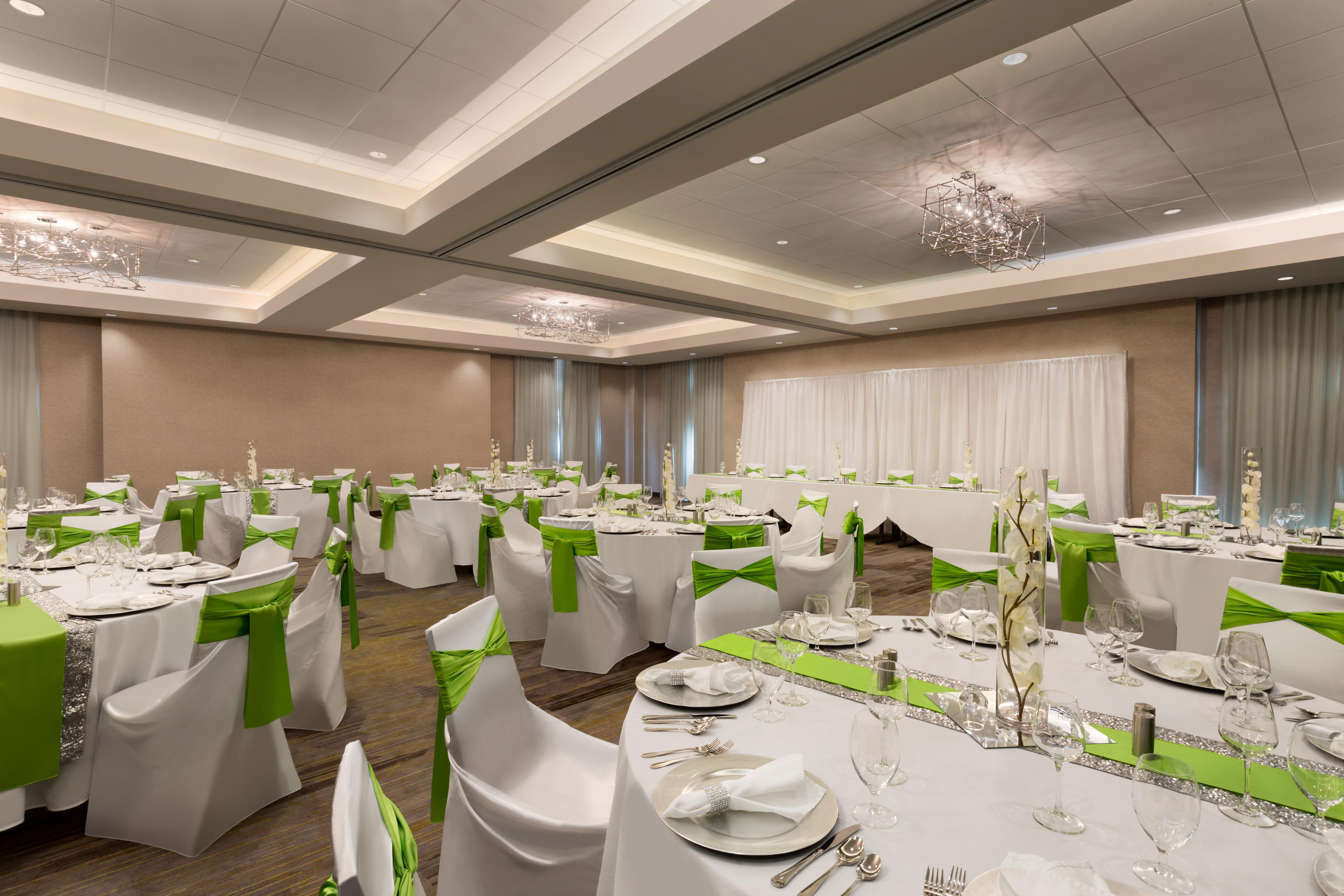 Event Setup Courtyard by Marriott Cold Lake Cold Lake (780)594-0989