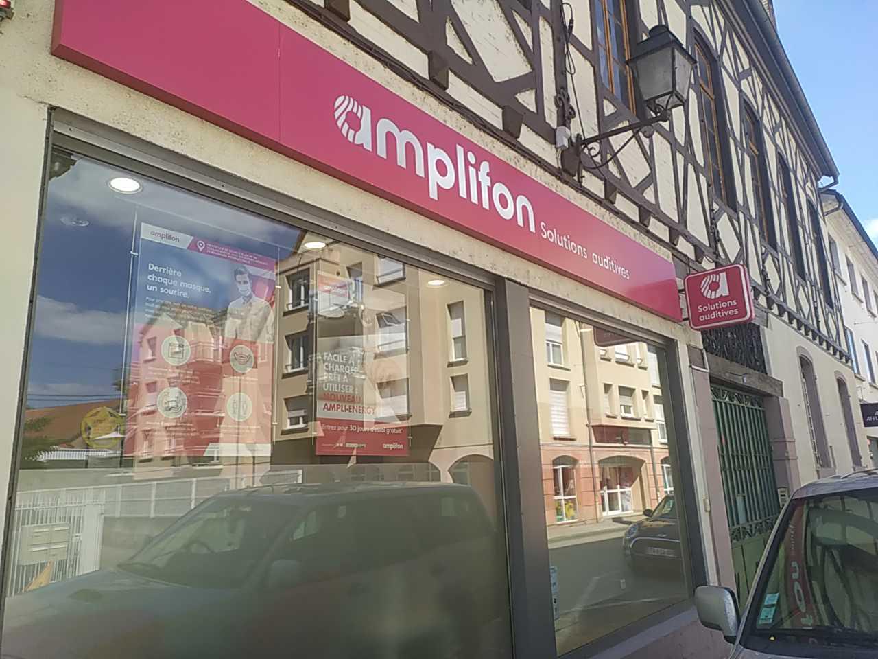 Amplifon Audioprothésiste Erstein
