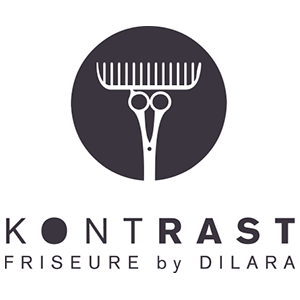 Kontrast Friseure by DILARA Logo