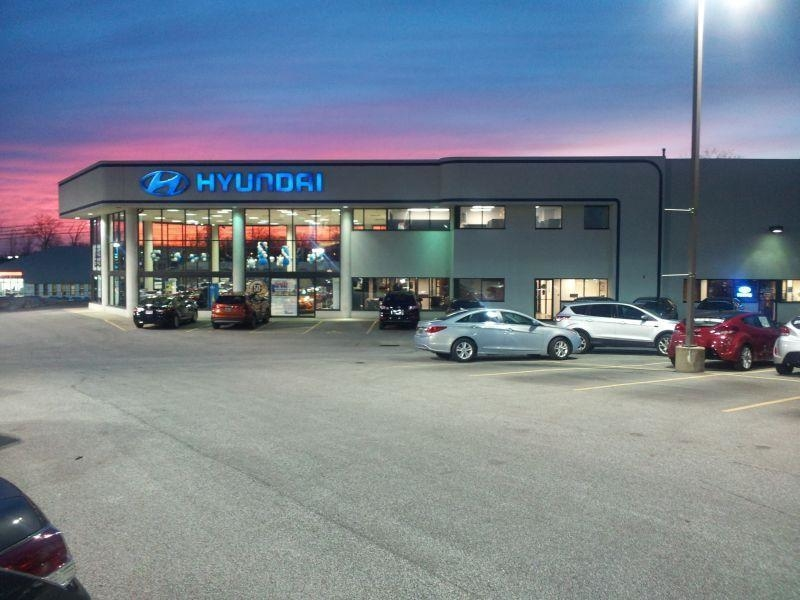 Kia Dealership Locations Near Cleveland Ohio City Street