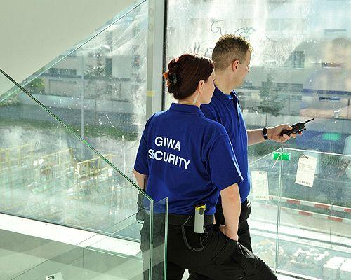 GIWA Security AG - Hauptsitz Baar
