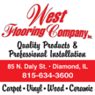 West Flooring Company, Inc.