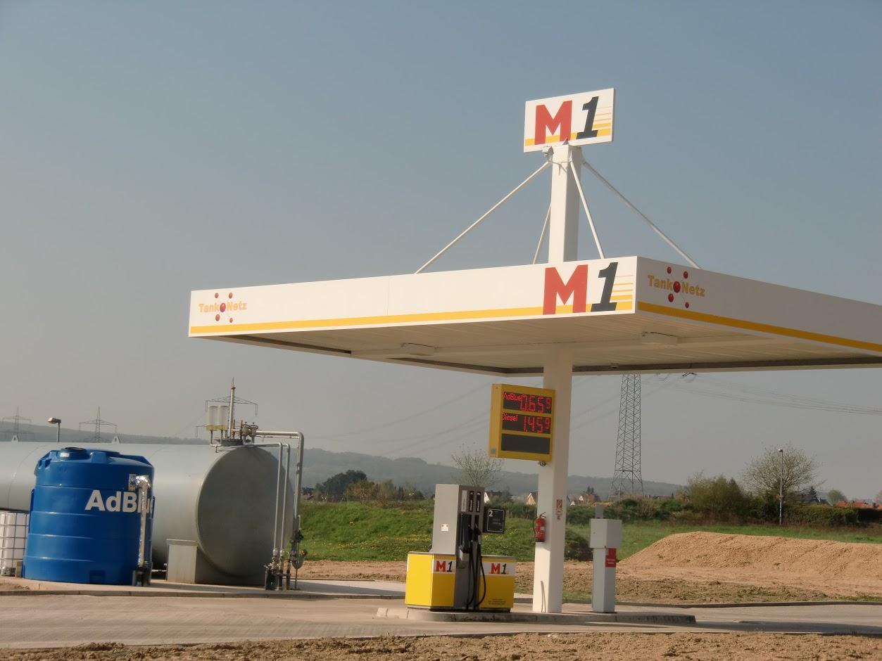 Bild der M1 Lauenau