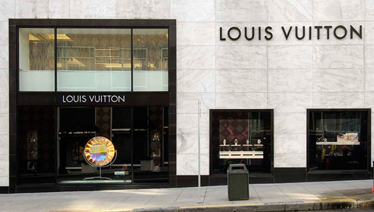 Louis Vuitton San Francisco Union Square