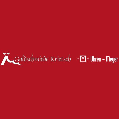 Goldschmiede Krietsch im Glockenhaus   Uhren - Meyer