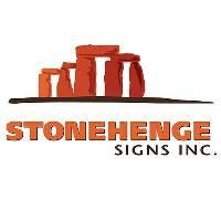 Stonehenge Signs