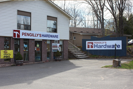 Images Pengilly's Hardware