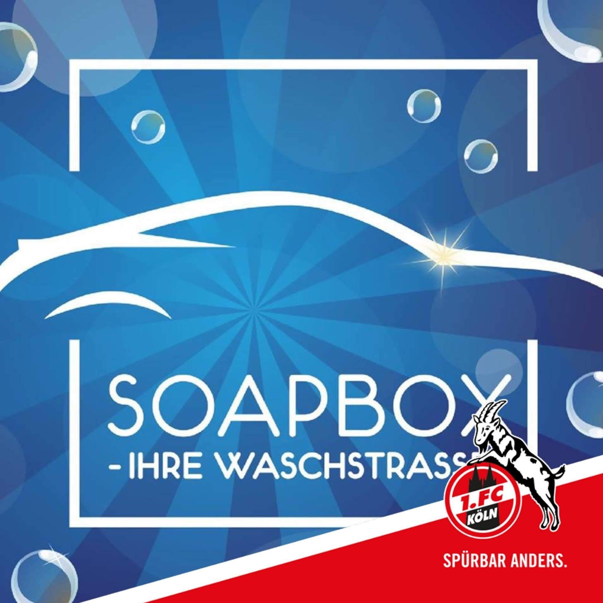 Bild zu Soapbox - Waschstraße I Max-Planck-Str. I Autopflege & Autoaufbereitung Bonn Rhein-Sieg in Sankt Augustin