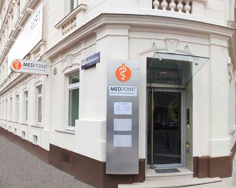 MEDPoint Ärztezentrum Währing