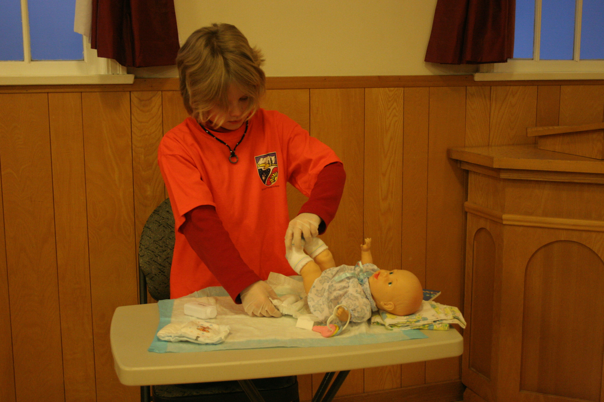 Lifesavers First Aid Training