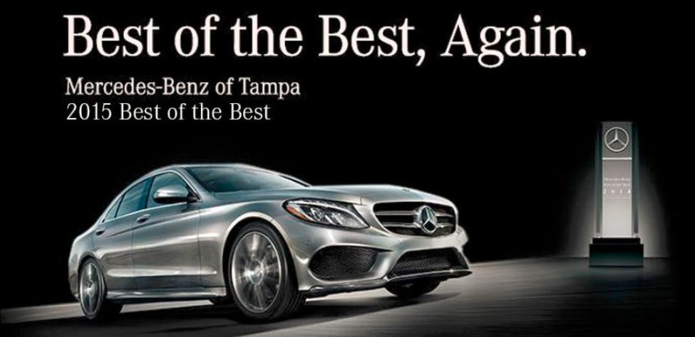 Mercedes Benz Of Tampa In Tampa Fl 33614