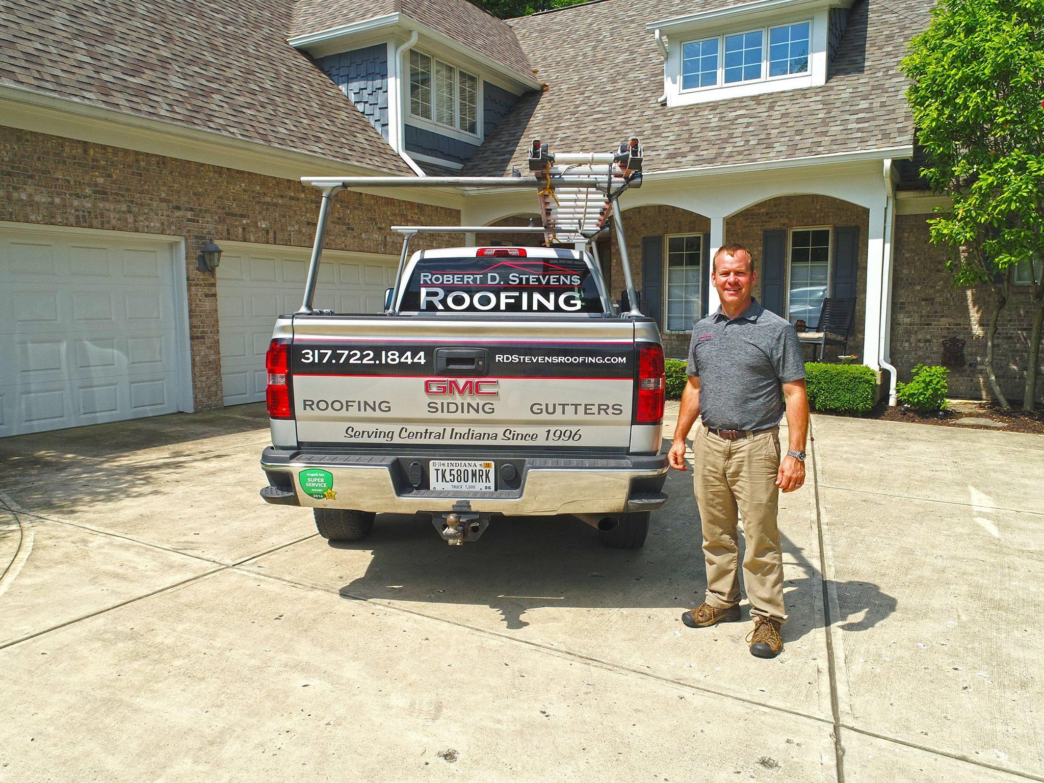 Robert Stevens Roofing In Zionsville In Roofing