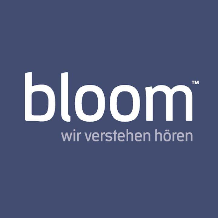 bloom Hörakustik GmbH - Logo