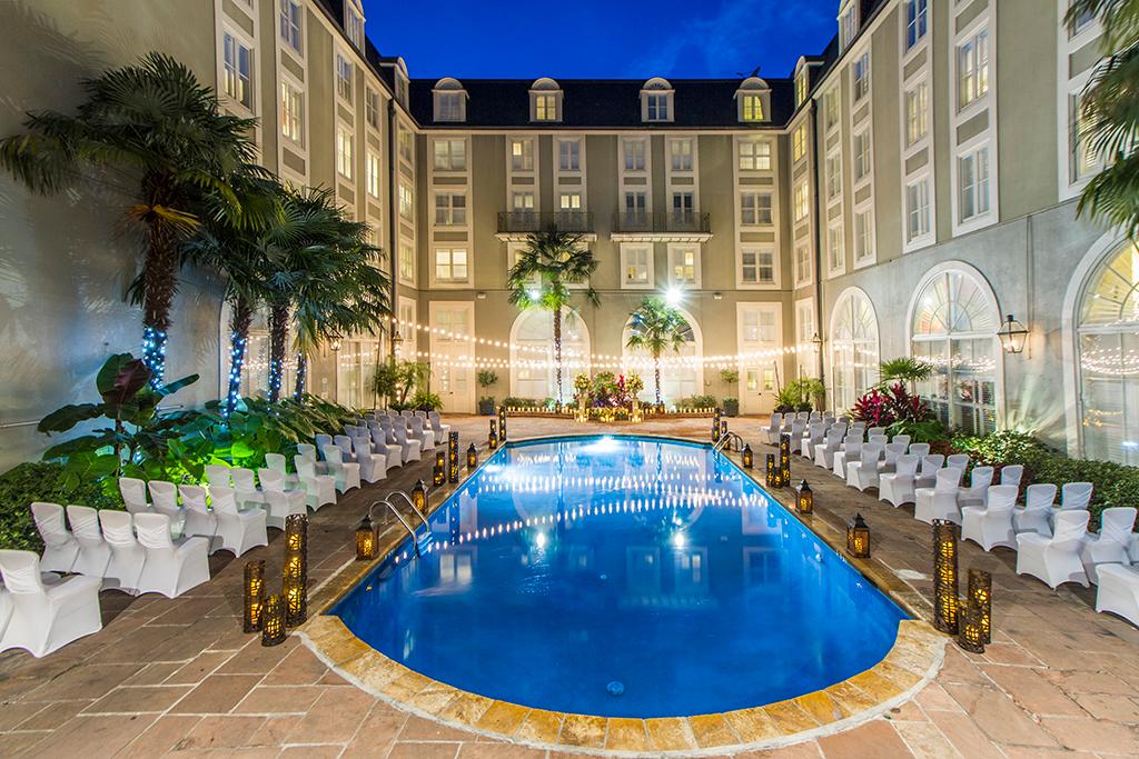 Bourbon Orleans Hotel In New Orleans La 70116