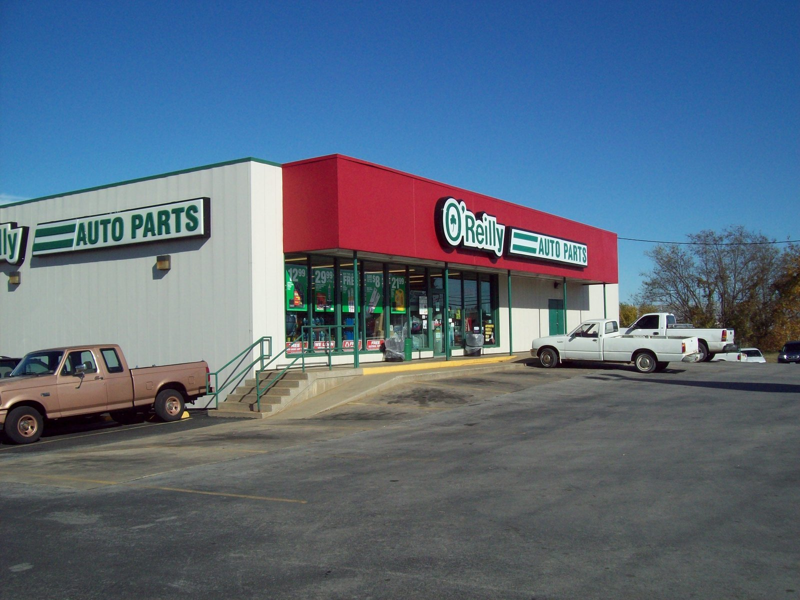 O 39 Reilly Auto Parts In Springfield Mo 65803