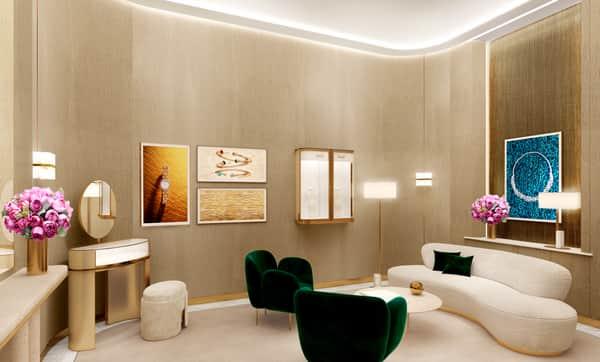 Piaget Boutique Dubai - Dubai Mall  (Fashion Avenue)