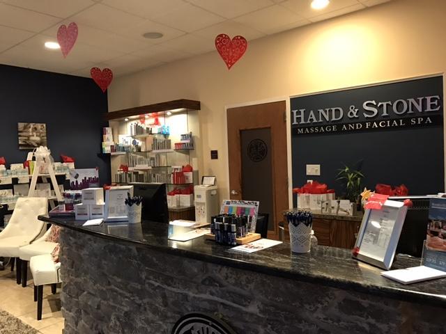 Hånd Stone Massage Og Facial Spa, East Windsor Ny-4070