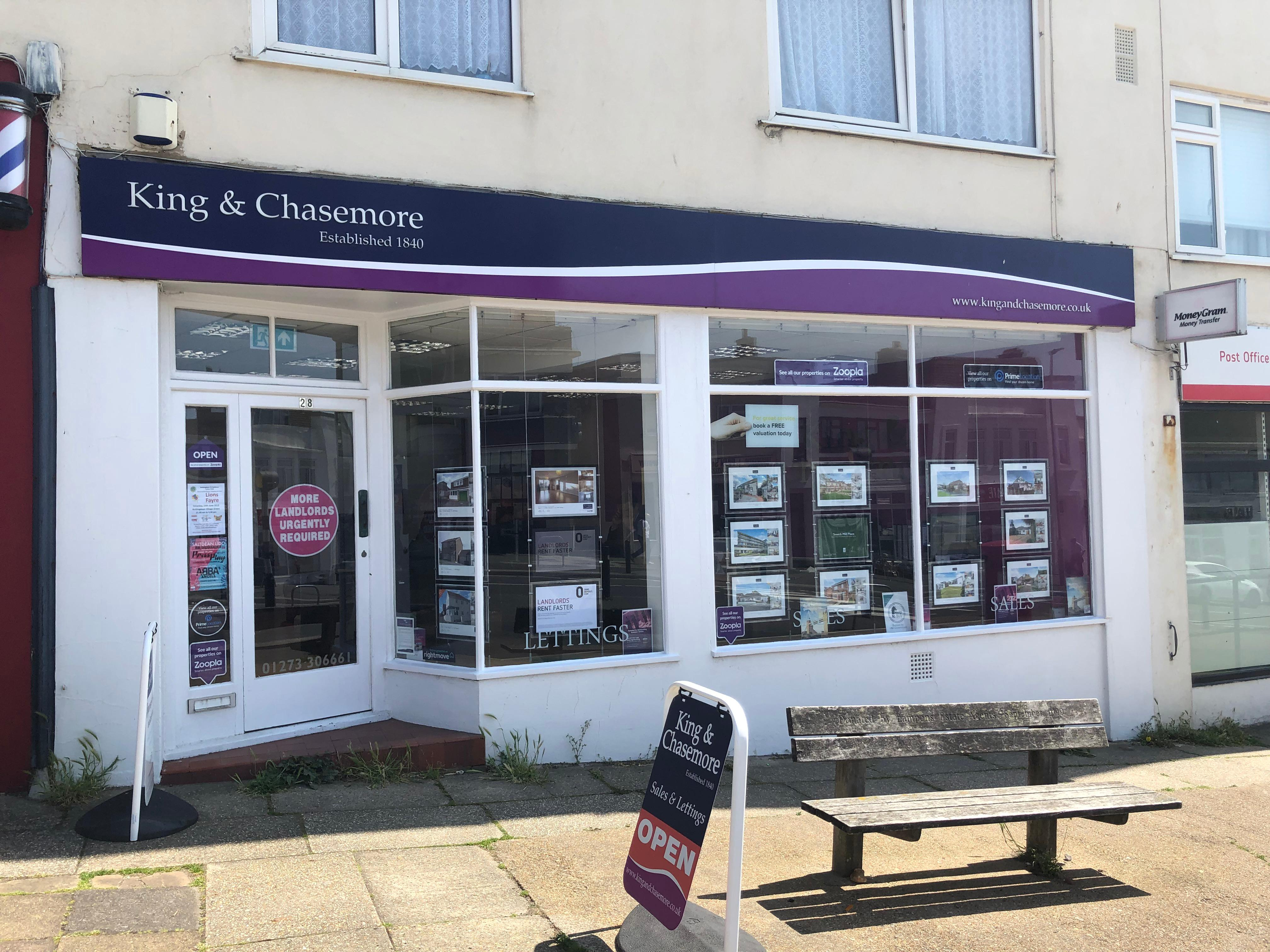 King & Chasemore Estate and Letting Agents Saltdean
