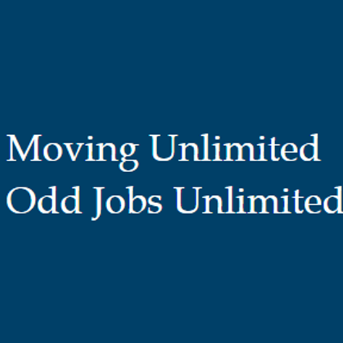 Moving/Odd Jobs Unlimited