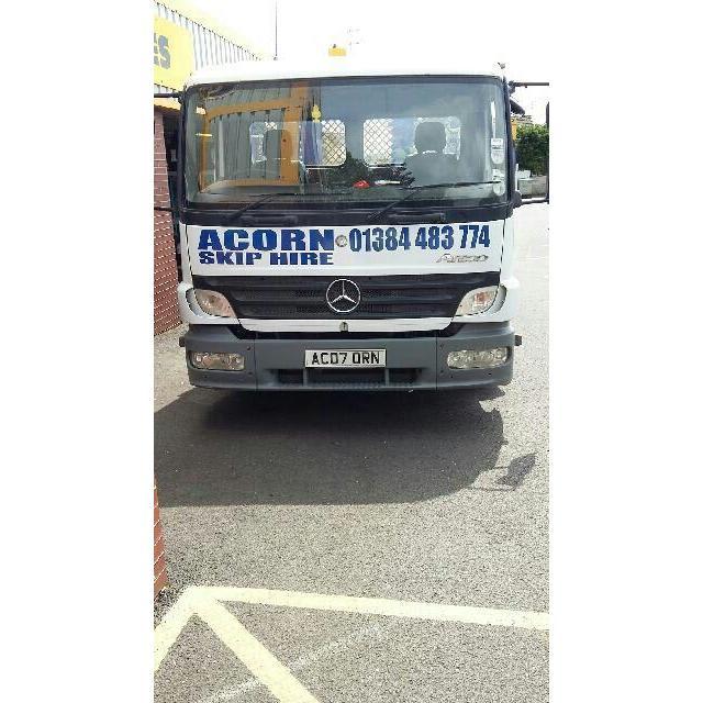 Acorn Skip Hire - Stourbridge, West Midlands DY8 5XH - 01384 483774 | ShowMeLocal.com