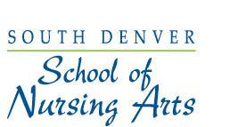 South Denver School of Nursing Arts