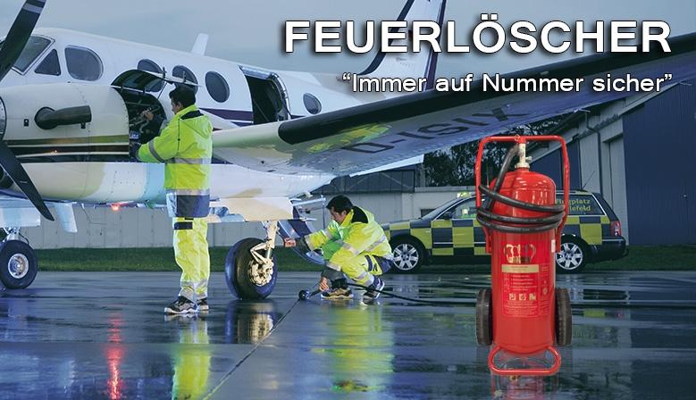 Kundenbild groß 1 Feuerlöscher24 - BS-Shops GmbH