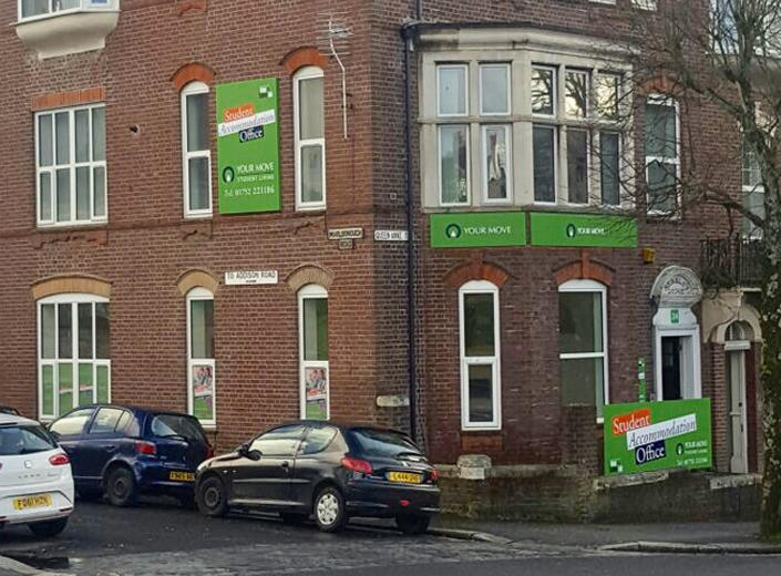Your Move Estate Agents Plymouth Student Living