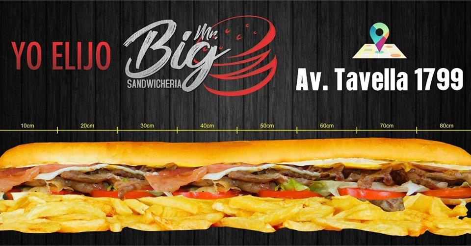 MR BIG SANDWICHERIA