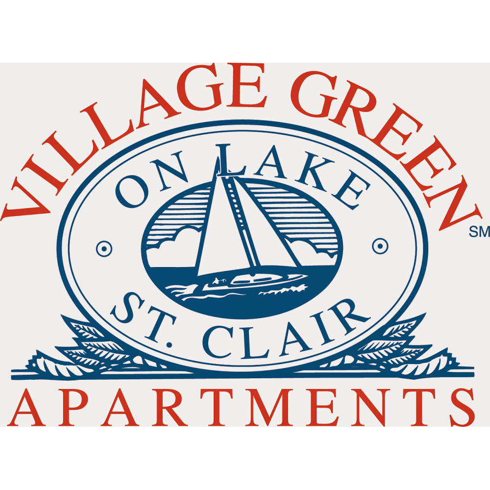 Village Green on Lake St. Clair