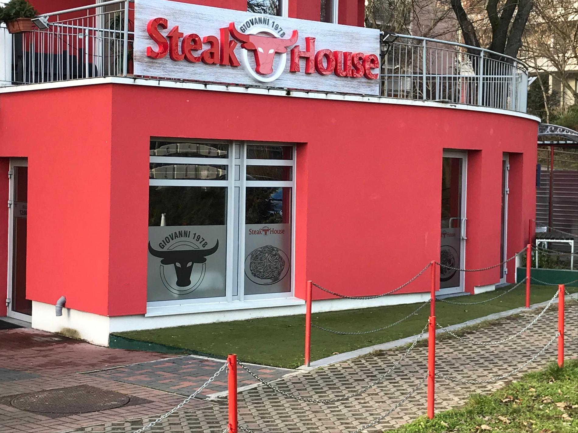 Kundenbild klein 2 Steak House Giovanni 1978 GmbH - Abhol- und Lieferservice von 11-20 Uhr