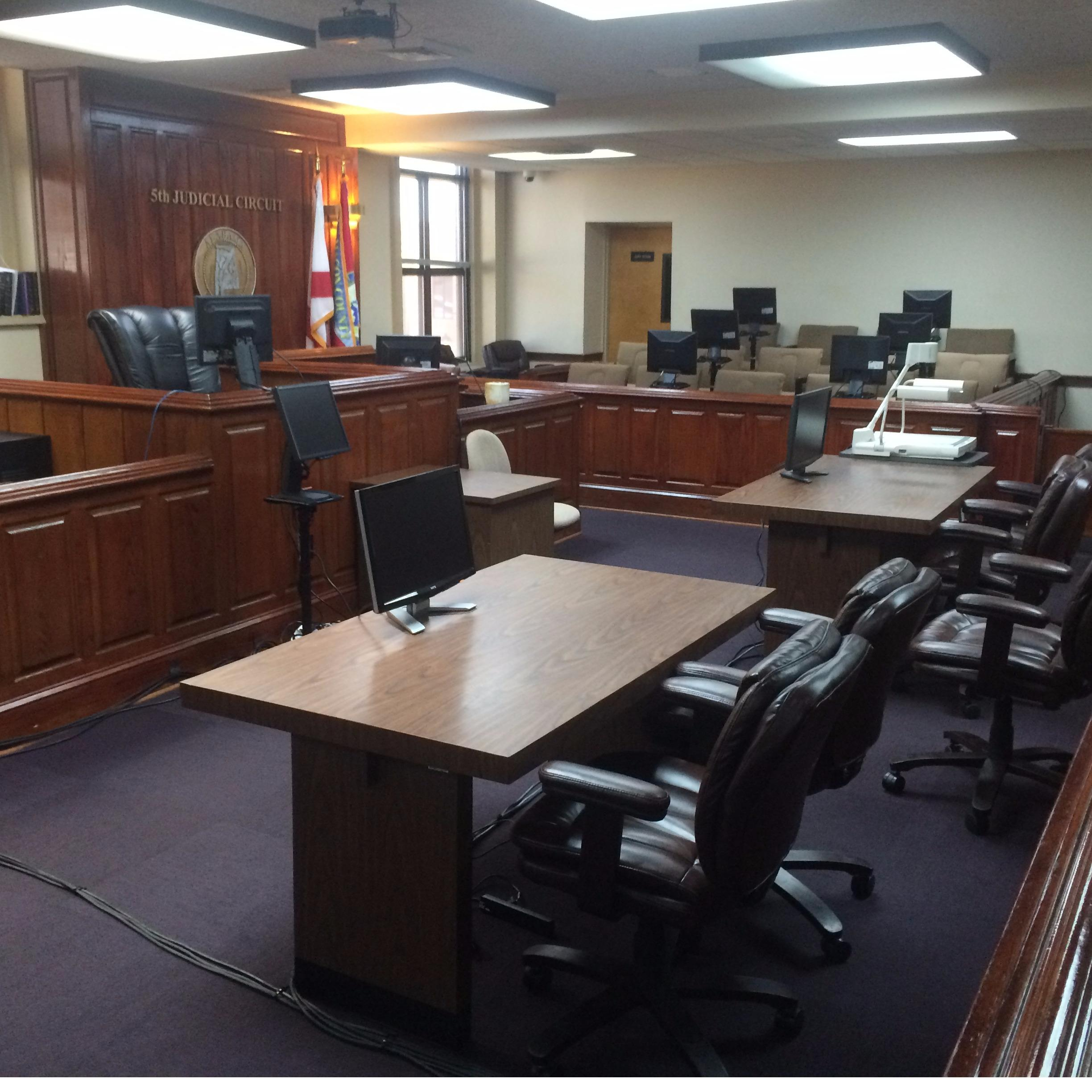 Courtroom Technologies, Inc.