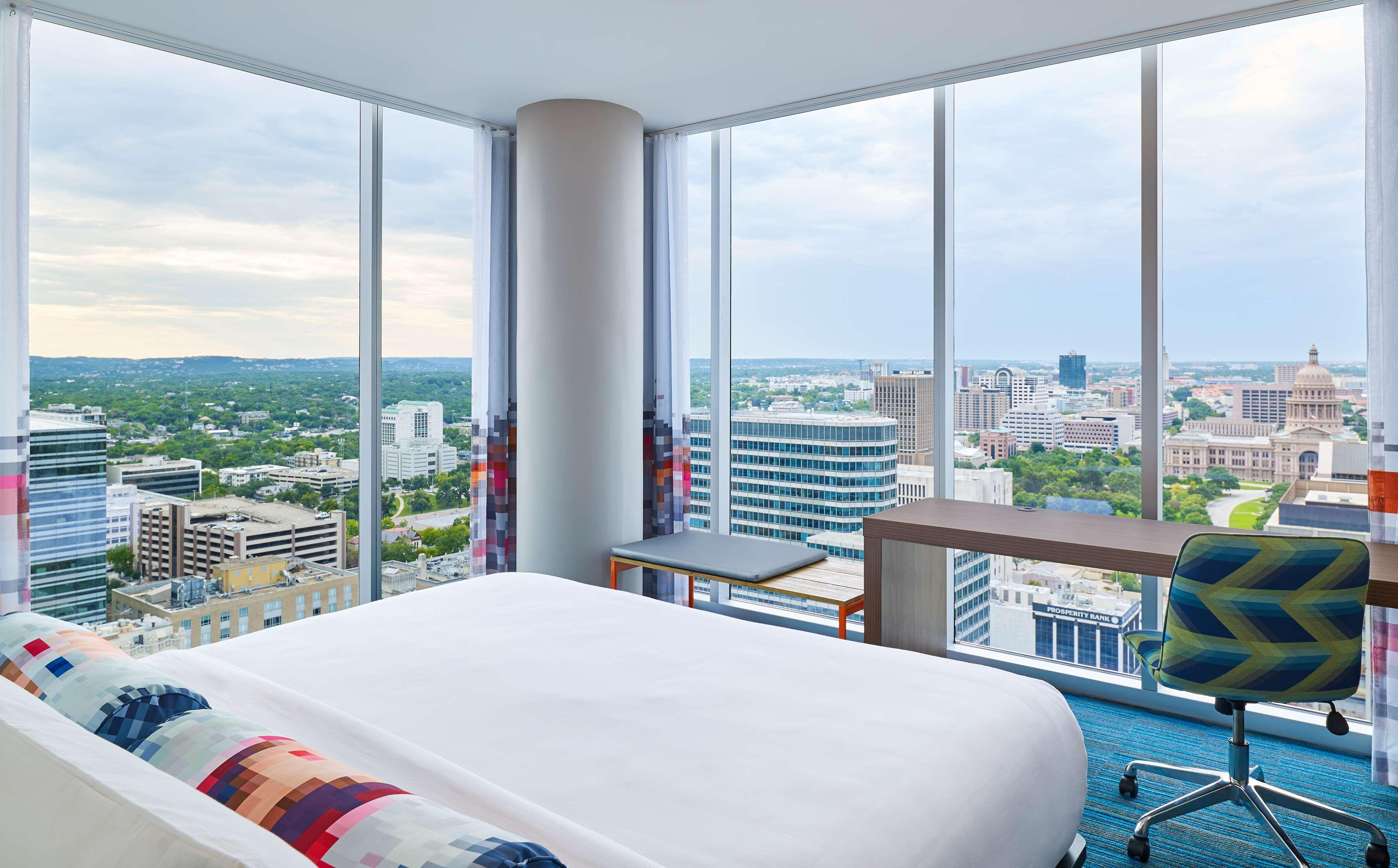 Aloft Hotel Austin Tx