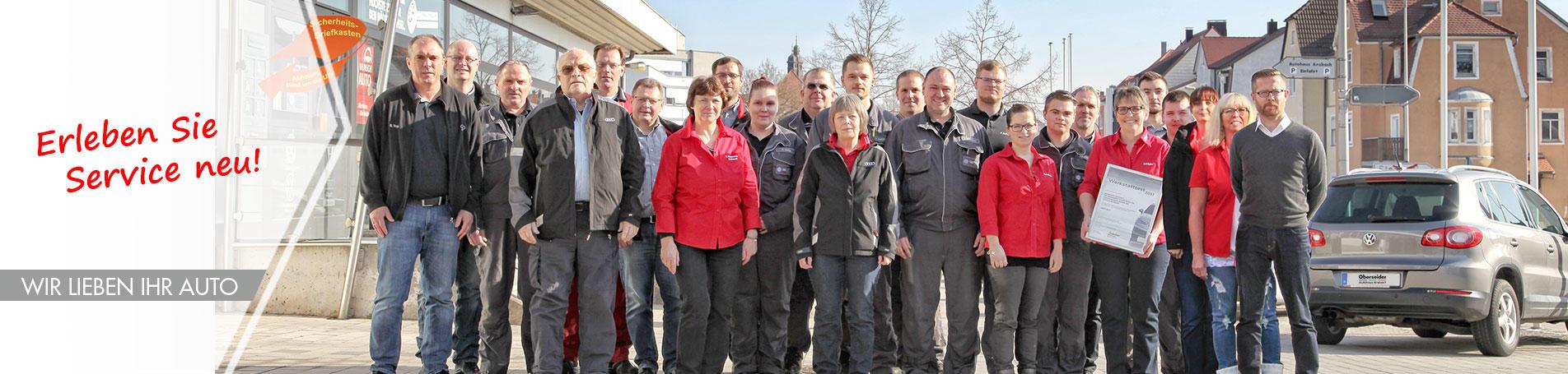 Autohaus Ansbach W. Oberseider GmbH & Co. KG