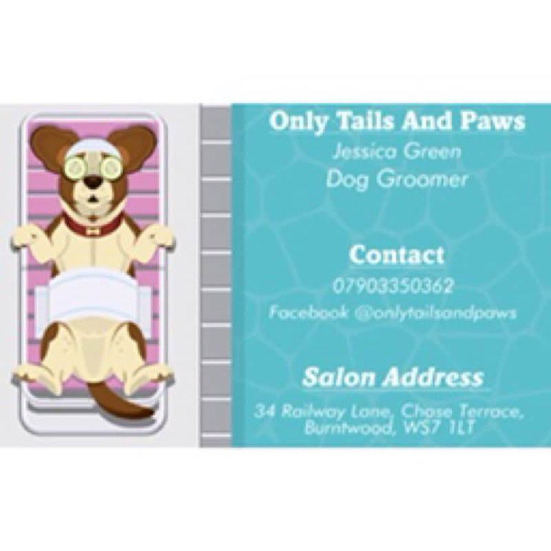 Only Tails & Paws - Burntwood, Staffordshire WS7 1LT - 07903 350362 | ShowMeLocal.com