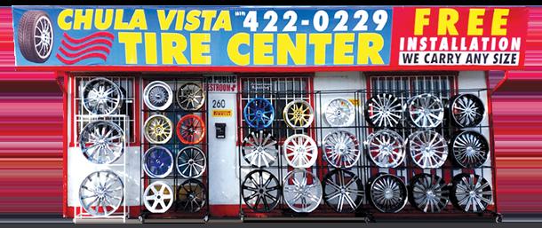 Chula Vista Tire Center
