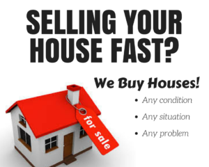 Selling your house fast for cash