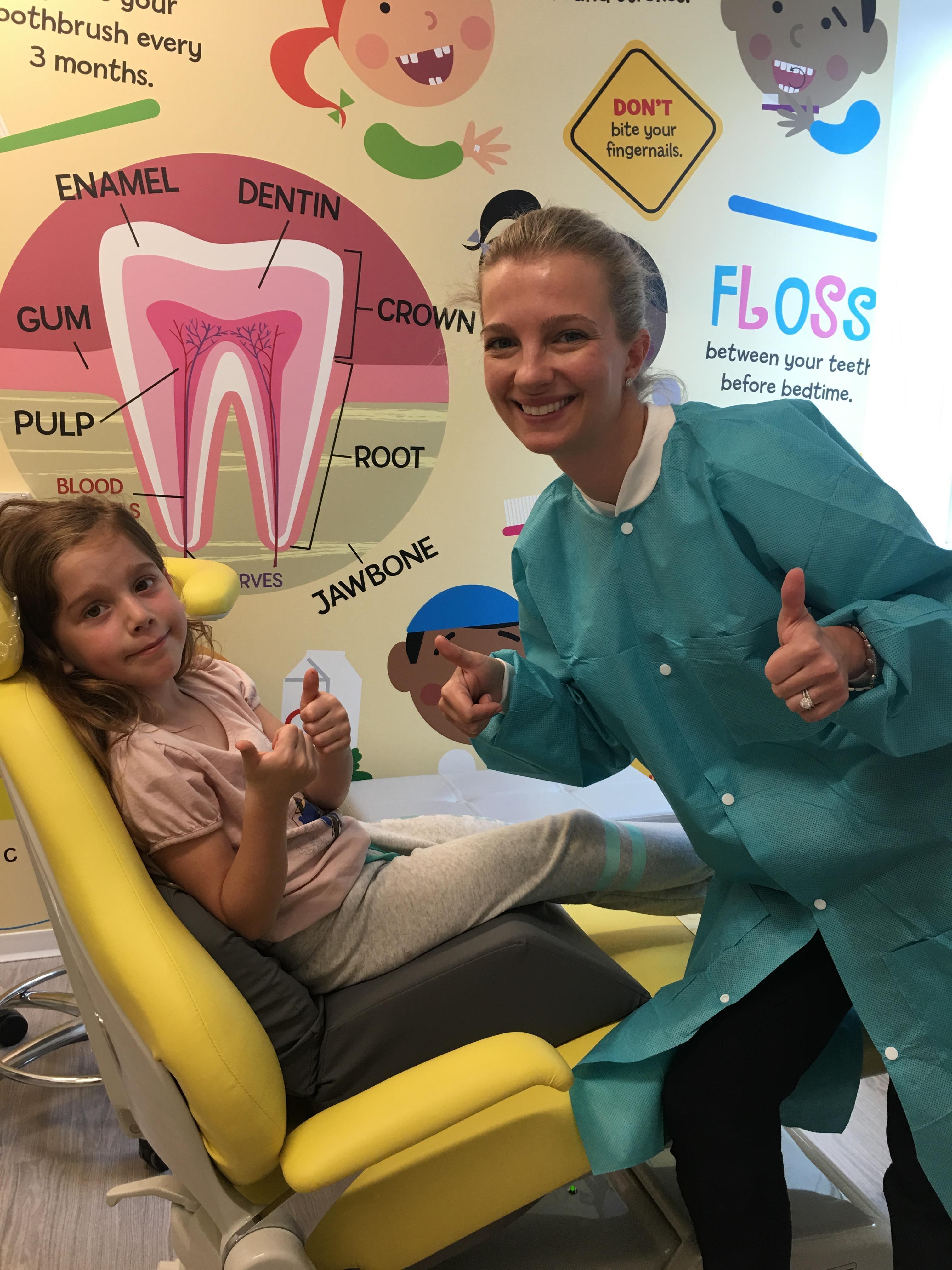 For dental teens care